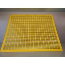 Plastic queen excluder 420 x 500 mm