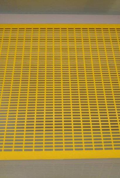 Plastic grille de reine – 420 x 500m