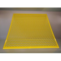 Plastic grille de reine –500 x 500mm