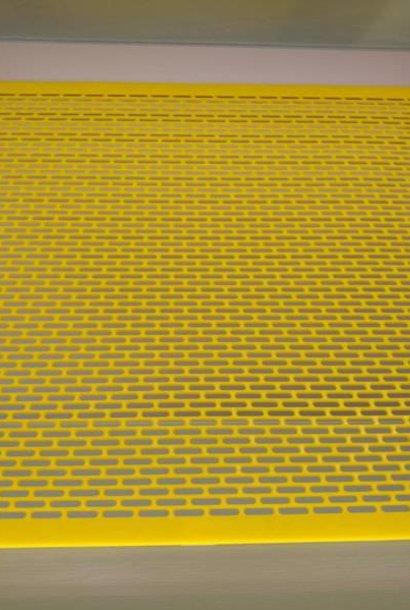 Plastic queen excluder 500 x 500 mm