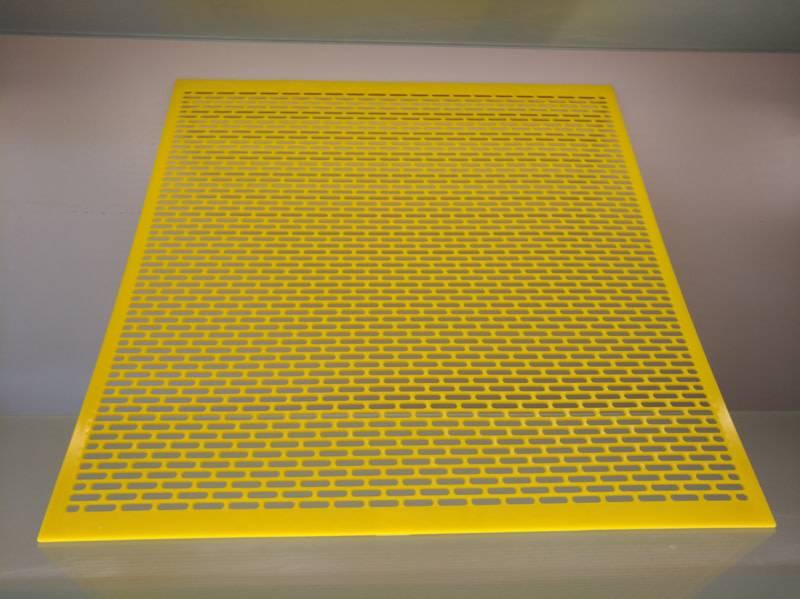 PVC koninginnerooster 500 x 500 mm-1