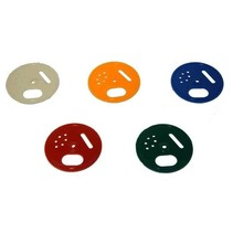 PVC draaischijf - 5 mogelijke kleuren