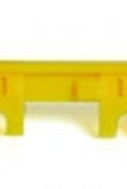 Vlieggatschuif PVC