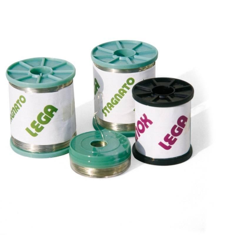 Inox draad voor raampjes - 500 gram-1