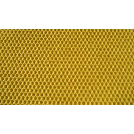 Langstroth waswafels - gegoten