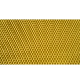 Dadant blatt waswafels honingzolder - gegoten