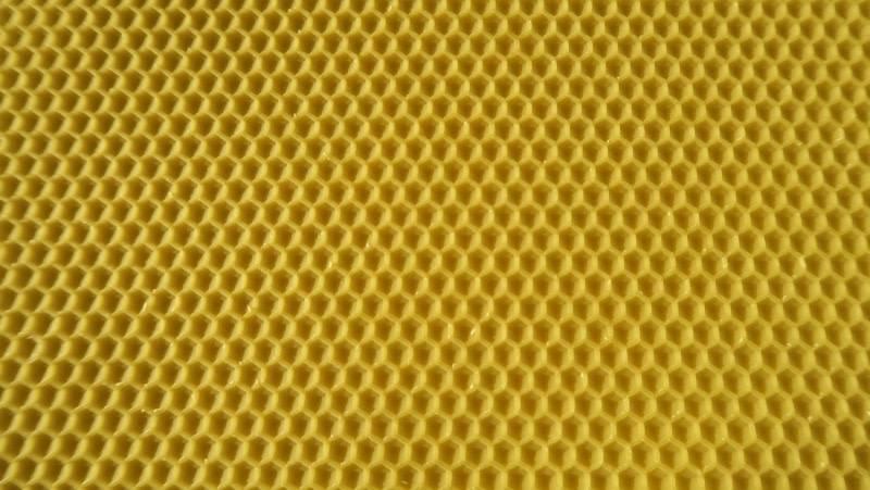 Bees wax waffle honeychambre Simplex - walsed