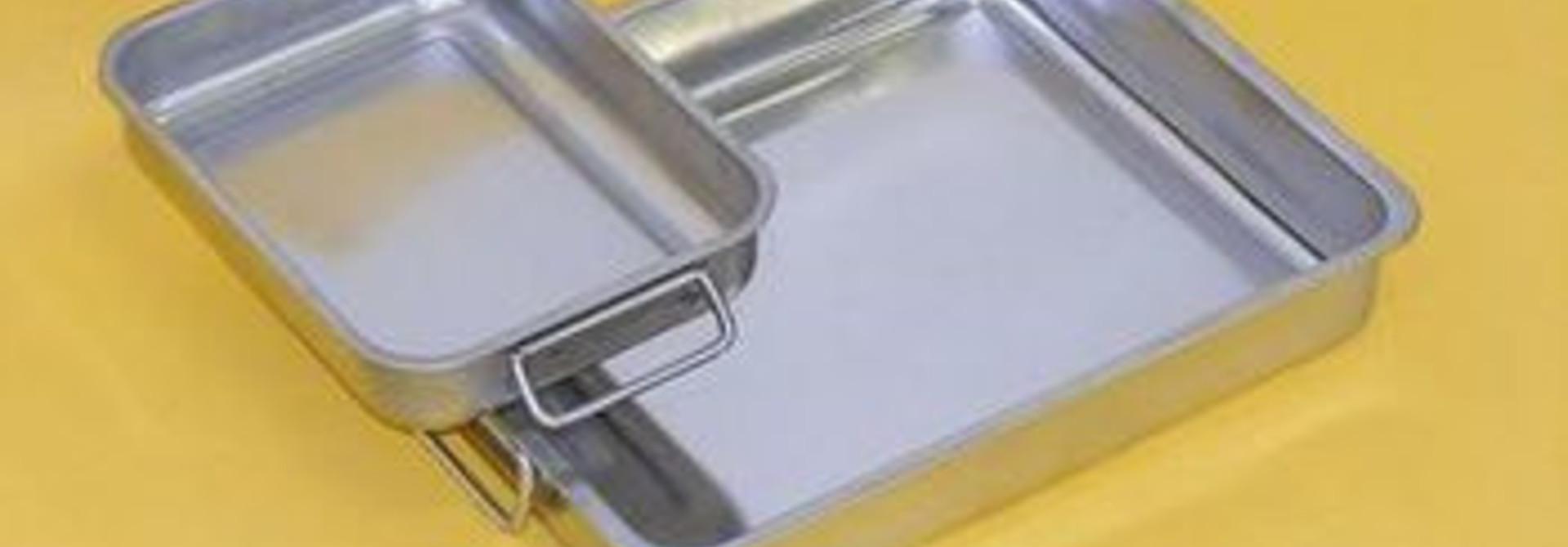 Inox bac de collecte 2
