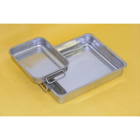Inox collection tray 2
