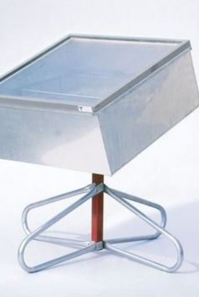 SOLARIS solar wax melter inox