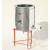 Melting kettle 25 liters
