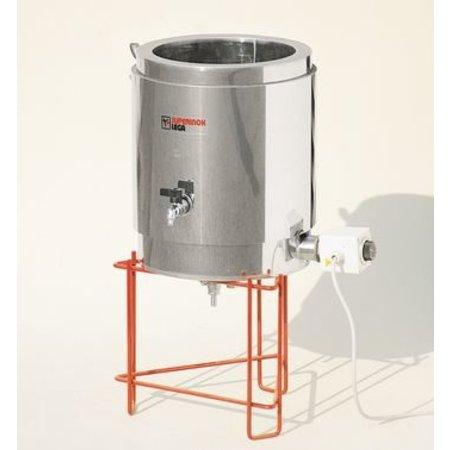 Smeltketel 25 liter