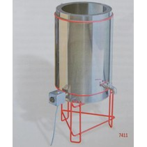 Melting kettle 70 liters