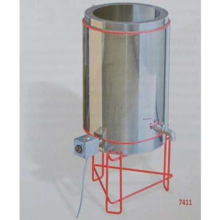 Melting kettle 70 liters