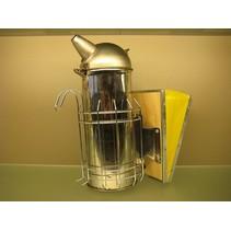 Enfumoir en inox America + bouclier thermique (100mm)