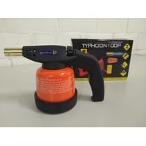 Gasbrander - automatische ontsteking