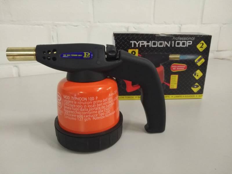 Gasbrander - automatische ontsteking-1