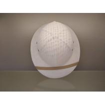 Tropical helmet - white