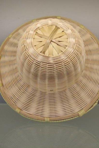 Tropical helmet - straw