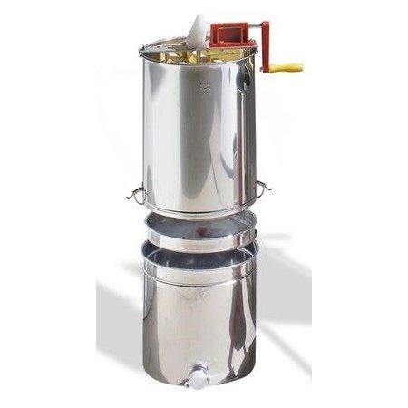 Extracteur de miel COMBI ( extracteur – tamis – maturateur)
