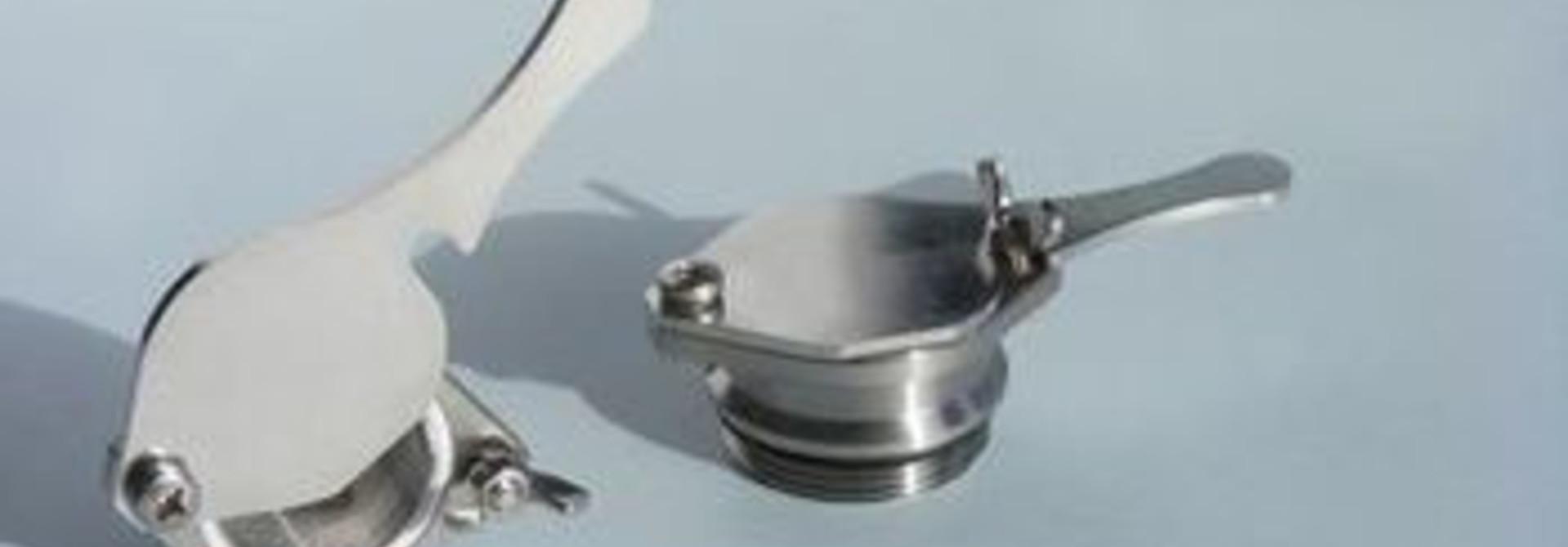 Inox snijkraan (voor rijpers/slingers Lega)