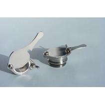 Inox tap for ripeners/extractor LEGA