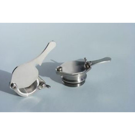 Inox tap for ripeners/extractor LEGA
