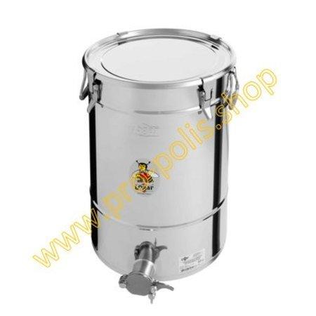 Rijper Logar 50 kg met inox snijkraan en hermetische dichting