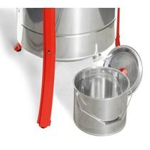 Inox bucket 25 kg