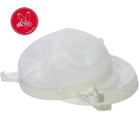Dubbele plastic zeef - ø 22cm