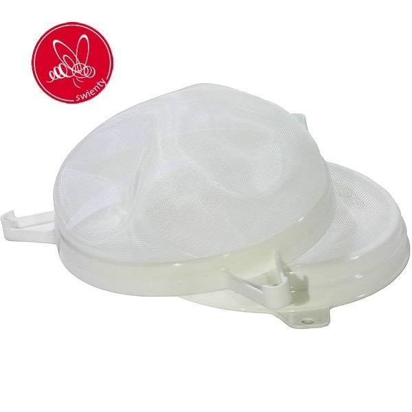 Dubbele plastic zeef - ø 22cm-1