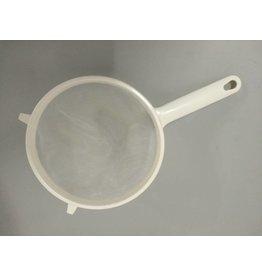 Single plastic sief for honey/wax 22 cm. Diam.