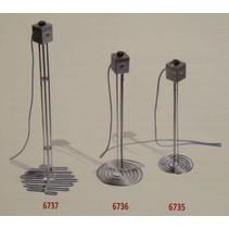 Tige de chauffage - section 420mm