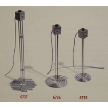 Tige de chauffage Lega  - section 330mm