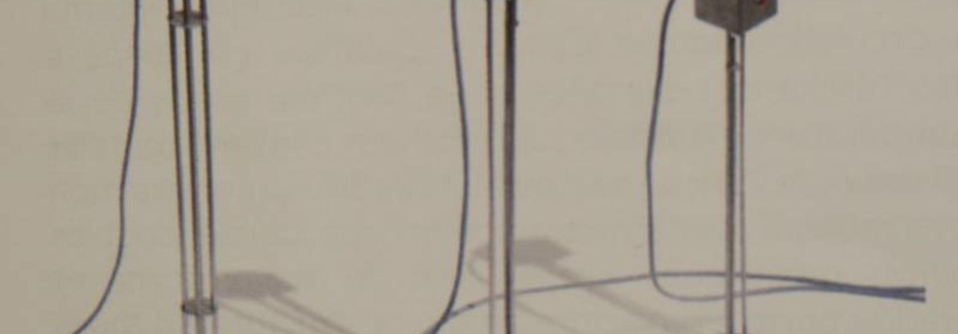 Verwarmingsstaaf Lega  - doorsnede 250 mm