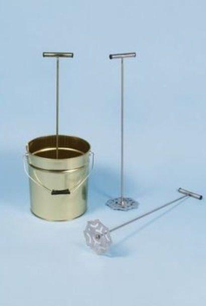 Melangeur de miel inox – manuellement