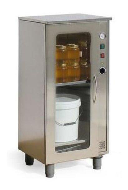 Heating cabine (Lega) - 2 buckets of 25 kg
