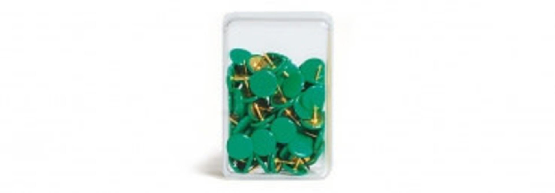 Punaises groen - 100 stuks