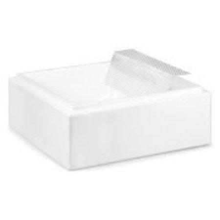 Mini-Plus voederbak + beschermkapje (Alu)