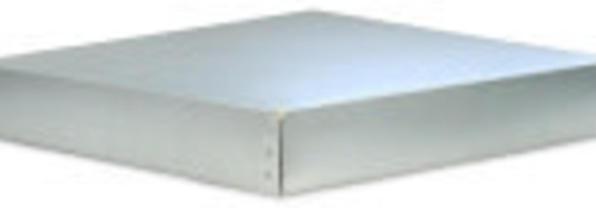 Verzinkt dak voor Mini-Plus