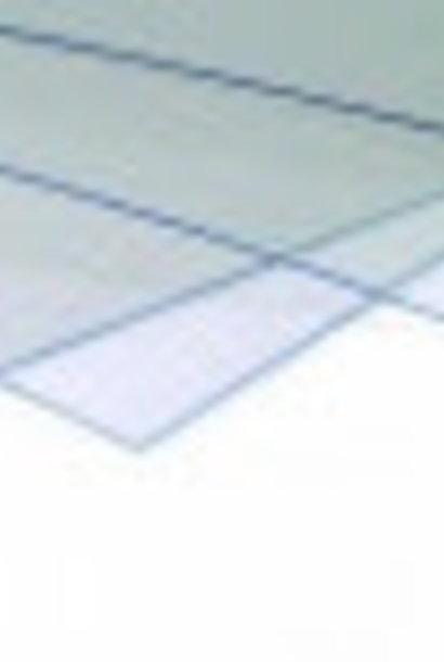 Plastic plaque pour Mini-Plus