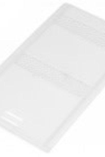 Plastic bottom shelf Kieler