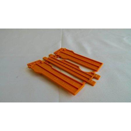 Oranje raampje Apidea