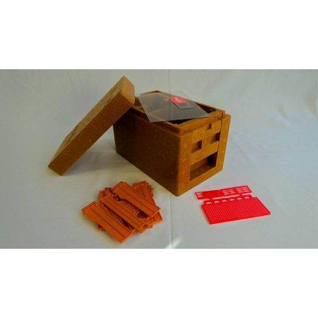 APIDEA - Ruchette de fecondation apidea - complet