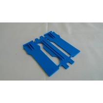 Blue frame Apidea