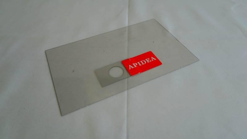 Plexiglas afdekplaatje Apidea-1