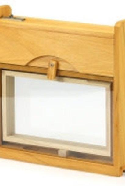 Ewk wooden mating hive single frame
