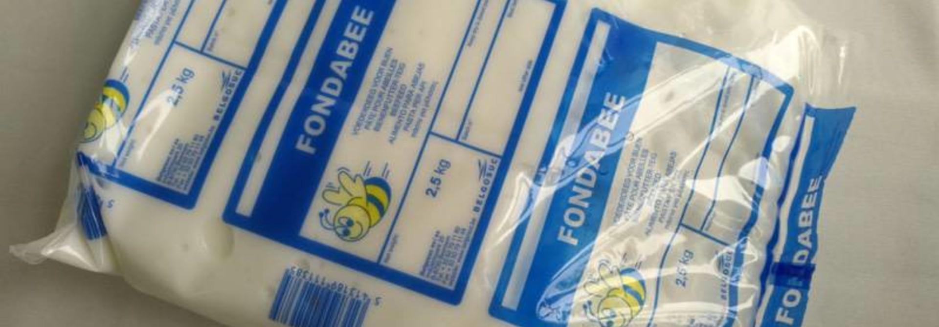 Fondabee - zak 2.5kg
