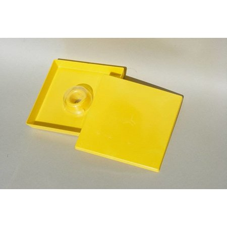 Vierkante voederbak - 1.5L