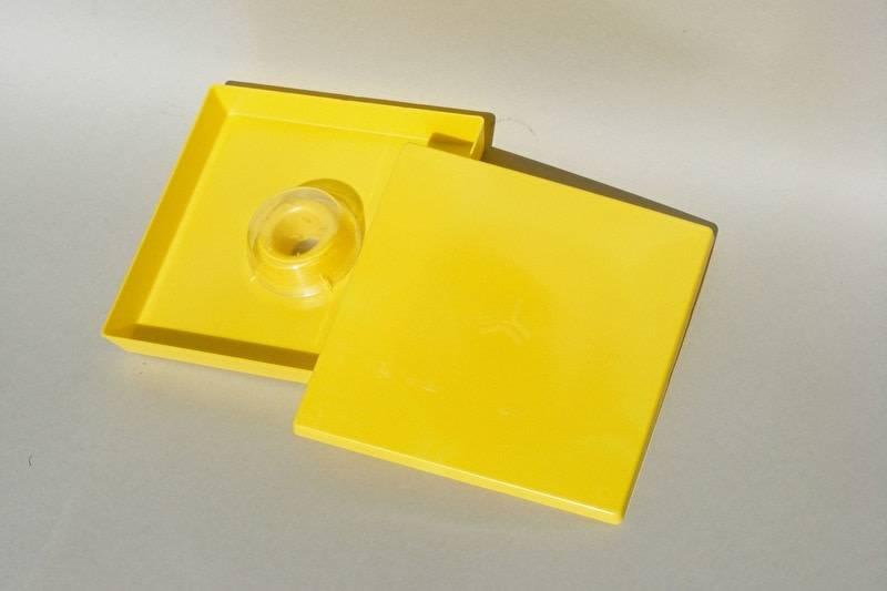 Vierkante voederbak - 1.5L-1